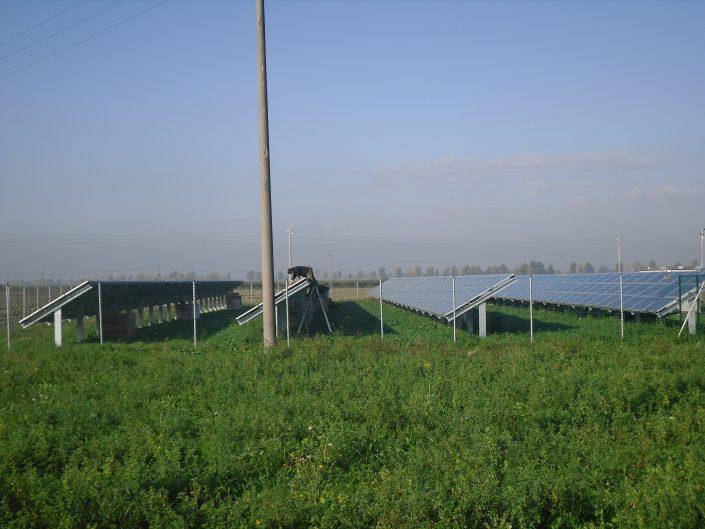 imp.FV 100 kWp Ravenna