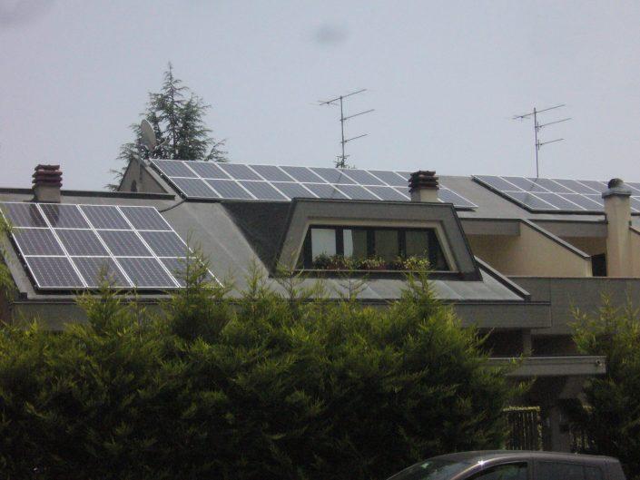 n.2 imp.FV da 5,5 kWp - Avezzano -AQ- Via Massa D'Albe